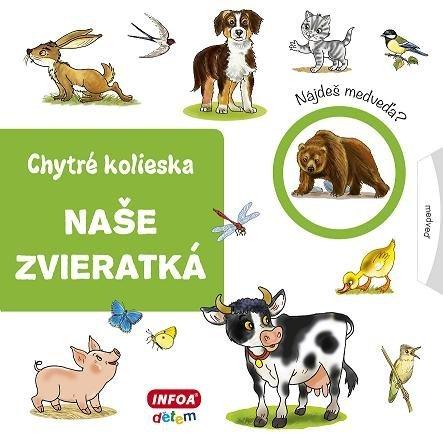Chytré kolieska - naše zvieratká (SK vydanie)