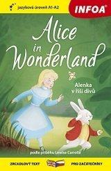 Četba pro začátečníky - Alice in Wonderland, Alenka v říši divů (A1 - A2)