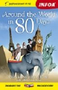Četba pro začátečníky - Around The World in 80 Days, Cesta kolem světa za 80 dní (A1 - A2)