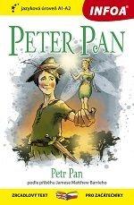 Četba pro začátečníky - Peter Pan (A2 - B1)