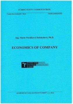 Economics of Company - dotisk