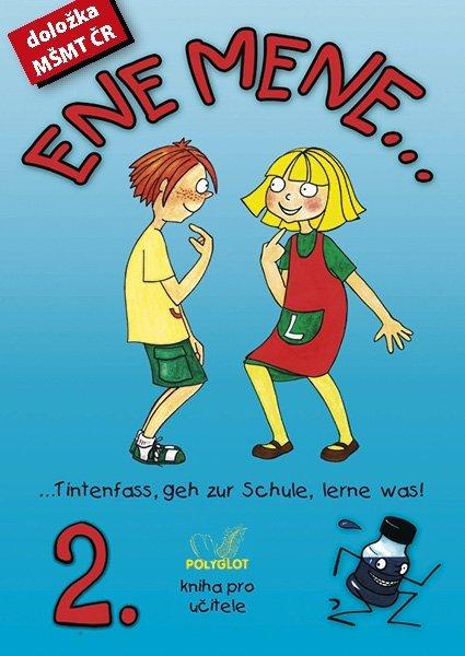 Ene mene - 2. díl, kniha pro učitele