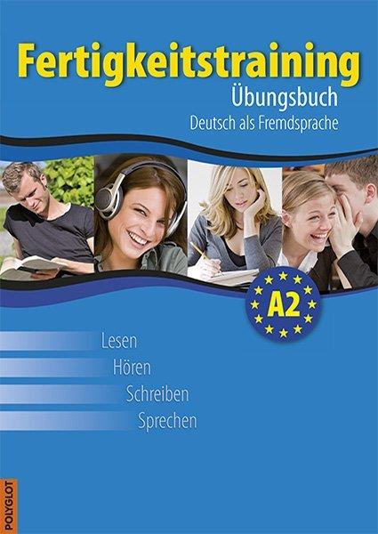 Fertigkeitstraining A2 – cvičebnice se 2 CD