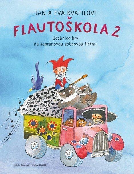 Flautoškola 2 - Učebnice