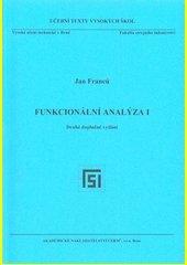 Funkcionální analýza I