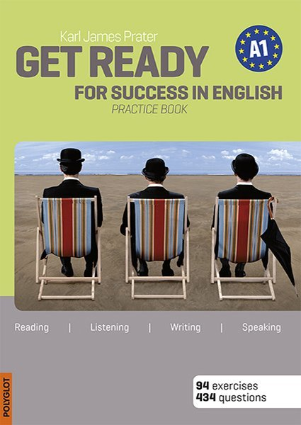 Get Ready for Success in English A1 + CD