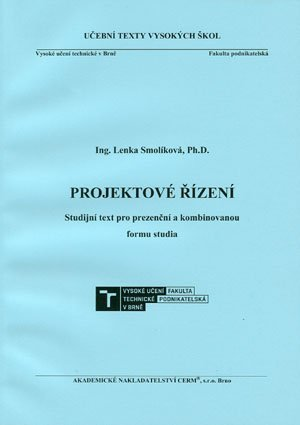 Projektové řízení Lenka Smolíková