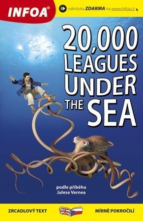Zrcadlová četba - 20,000 Leagues Under the Sea (nahrávka zdarma na internetu) Jules Verne