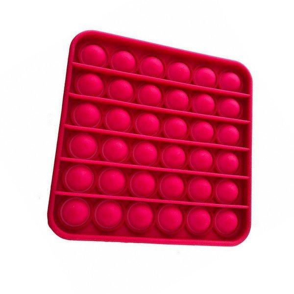 Antistress nyégszögletes szenzoros játék Push Pop Bubble