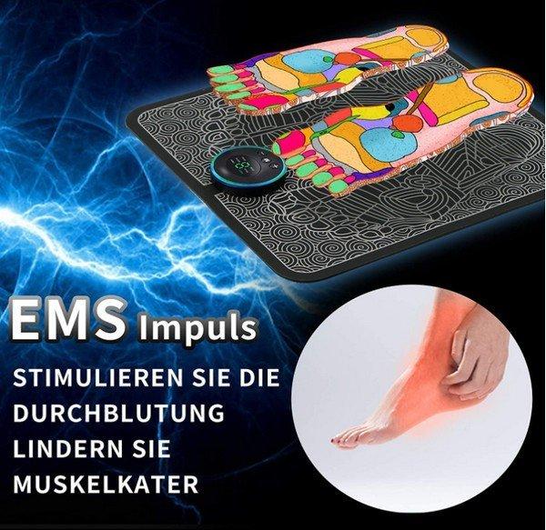 EMS Lábmasszázs alátét - elektrostimulációs készülék