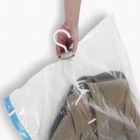 Závesné vákuové vrecia na oblečenie