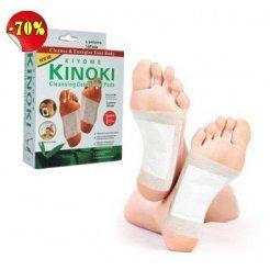 Kinoki Detoxikační náplasti 10 ks