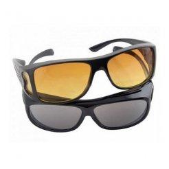 HD VISION szemüveg 2db éjjel-nappal