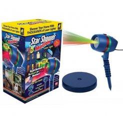 Laserový projektor STAR SHOWER MOTION