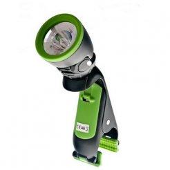 Multifunkčné svietidlo LED