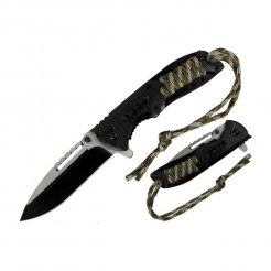 SMITH összecsukható kés 21,5 cm-es, záras