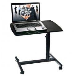 Polohovateľný stolík pod notebook