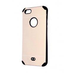 Pouzdro Motomo Apple Iphone 6G / 6S imitace kovu zlatá