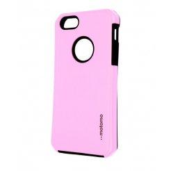Pouzdro Motomo Apple Iphone 5G/5S růžové