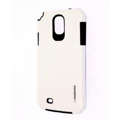Pouzdro Motomo Samsung Galaxy S4 bílé