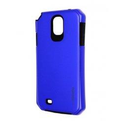 Púzdro Motomo Samsung Galaxy S4 modré
