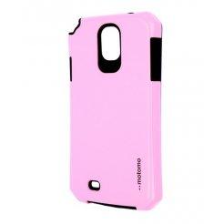 Pouzdro Motomo Samsung Galaxy S4 růžové