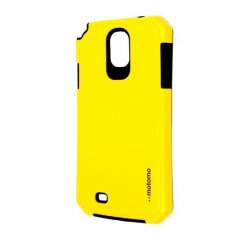 Púzdro Motomo Samsung Galaxy S4 žlté