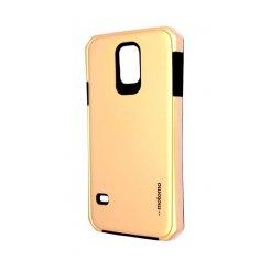 Pouzdro Motomo Samsung Galaxy S5 zlaté
