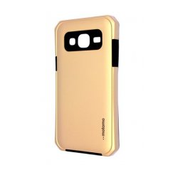 Púzdro Motomo Samsung J310 Galaxy J3 2016 zlaté