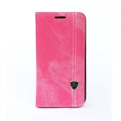 Pouzdro typu kniha pro Samsung Galaxy S5 ružový