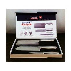 Sada nerezových nožov ELEGANT 3 ks