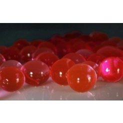 Biogelové kuličky do vázy Červené 3 sáčky