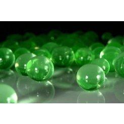 Vízgyöngy gélgolyók vázába, zöld