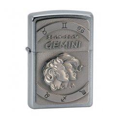 Zapalovač Zippo 21608 Gemini Emblem