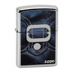 Zapalovač Zippo 22817 Chromed Out Buckle