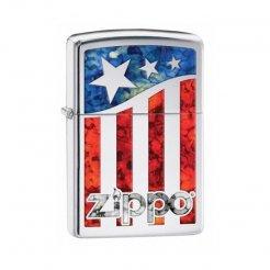 ZIPPO zapalovač 22977 Zippo US Flag