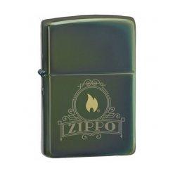 ZIPPO zapaľovač 26698 Zippo and Flame
