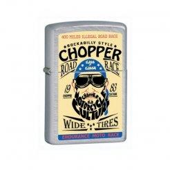 ZIPPO zapaľovač 27118 Chopper Road Race