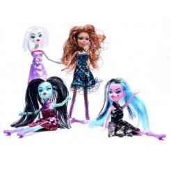 Monsters Príšerky - Ghost Girl