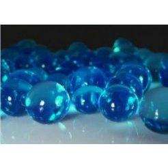 Vodné perly gélové guličky do vázy Modré