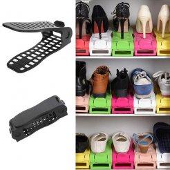 Cipőszervező, fekete