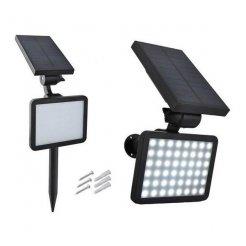 Zahradní solární 48 LED reflektor LS5356