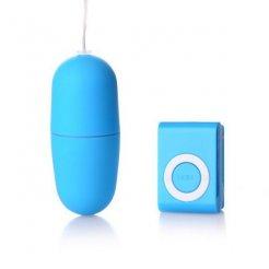 Vibračné vajíčko bezdrôtové s diaľkovým ovládaním