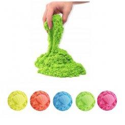 Magický piesok 2 kg rôzne farby