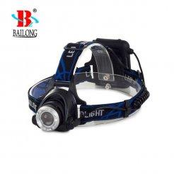 Bailong Čelovka LED CREE XM-L T6 BL 2690