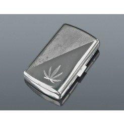 Kovová tabatěrka na cigarety Gentelo 0121