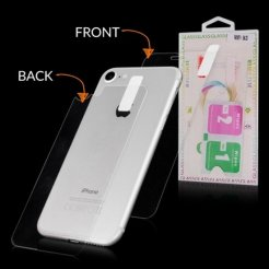 Első és hátsó edzett üveg Apple iPhone 8 Plus-hoz