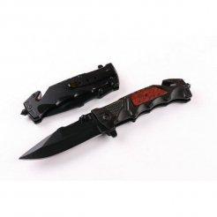 Nôž taktický N44 záchranný 23 cm