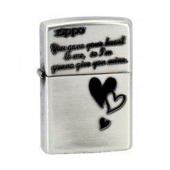 ZIPPO zapaľovač Triple Heart 28193