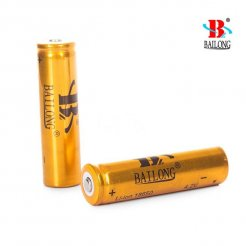 Bateria Bailong 4.2V 18650 Li-ion 1ks
